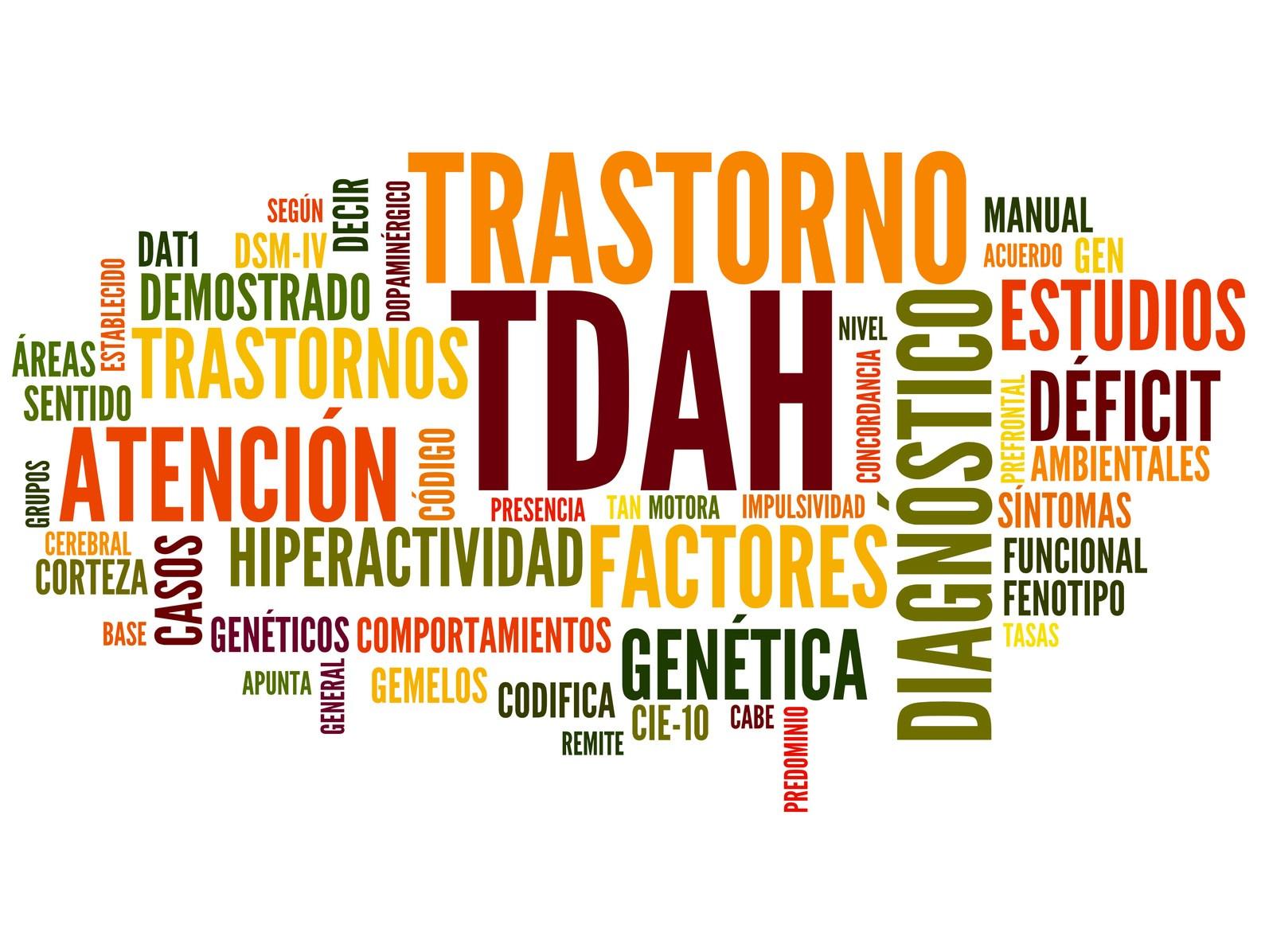 Tratamiento farmacológico del TDAH