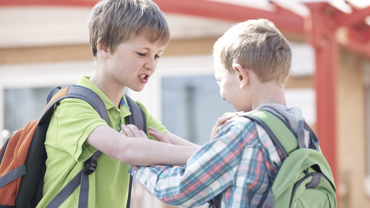 La conducta agresiva en niños con TDAH