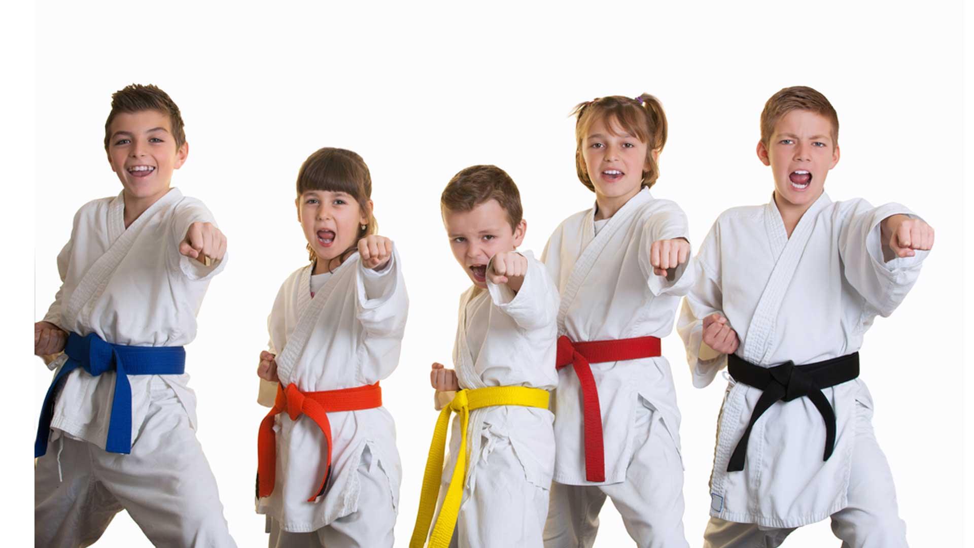 Por qué son buenas las artes marciales para niños con problemas de concentración