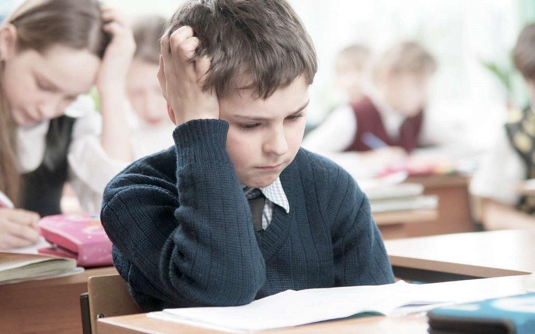 Forzar el aprendizaje de tu hijo solo le provoca sufrimiento