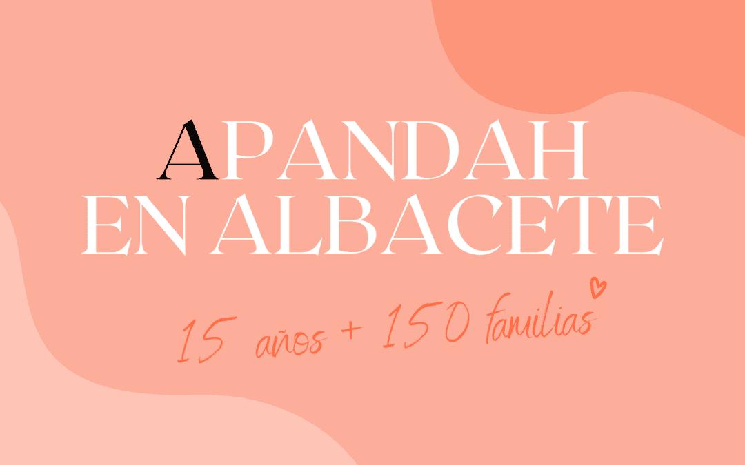 Ponen en valor el trabajo en Albacete de APANDAH